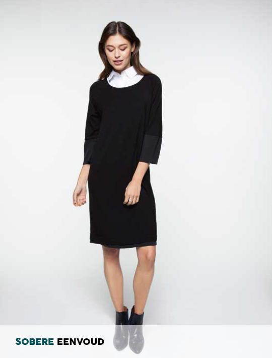 Uitzonderlijk Gepaste begrafeniskleding voor dames en heren – Blijdesteijn Mode #GS93